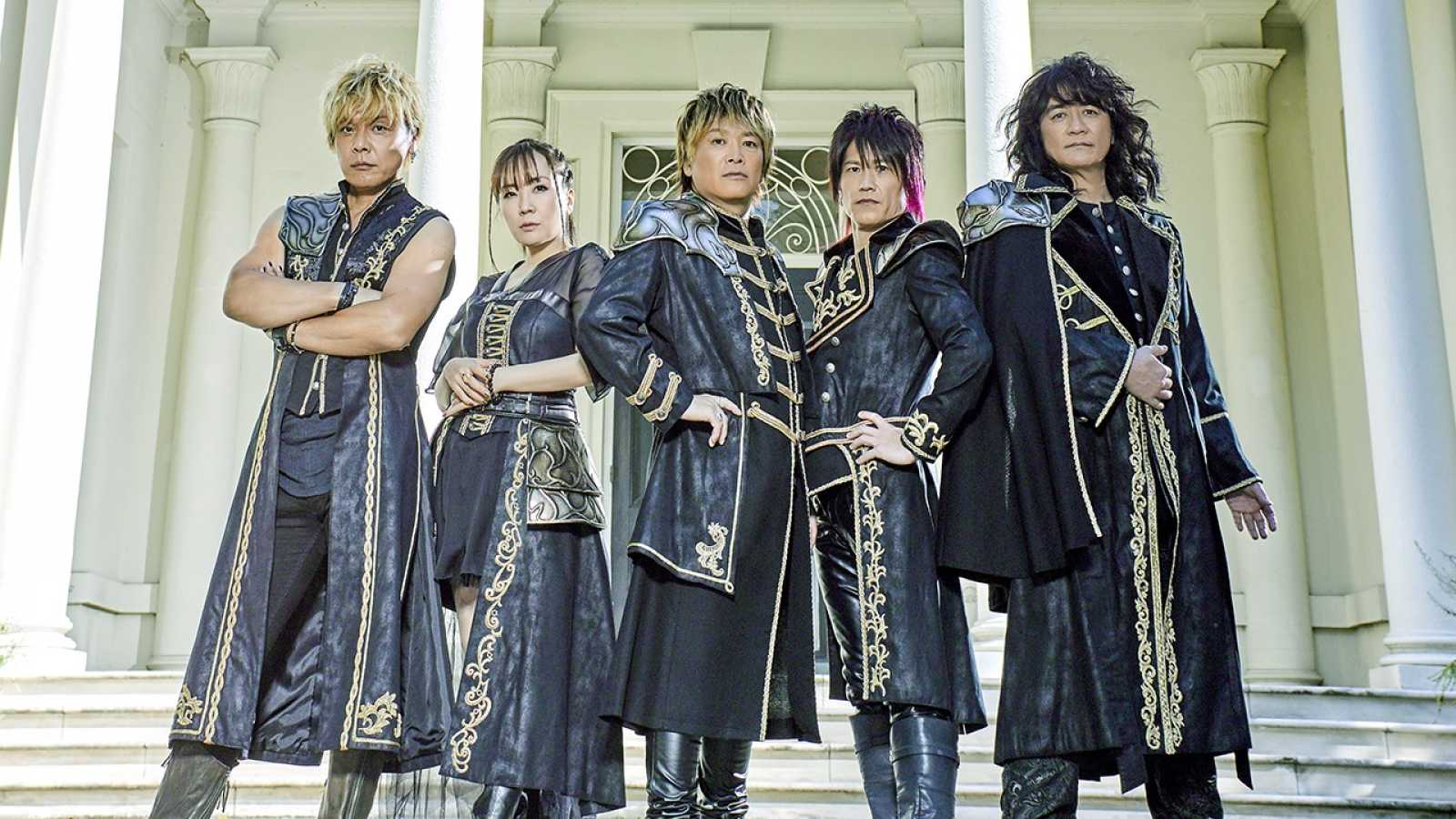 New Single from JAM Project © Lantis. All rights reserved.
