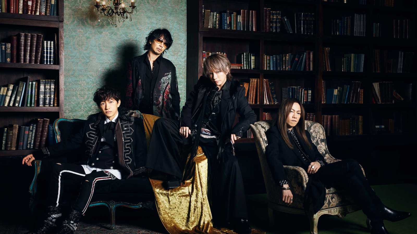 """L'Arc-en-Ciel's 30th Anniversary """"L'APPY BIRTHDAY!"""" Concert to Be Streamed Worldwide © L'Arc-en-Ciel. All rights reserved."""