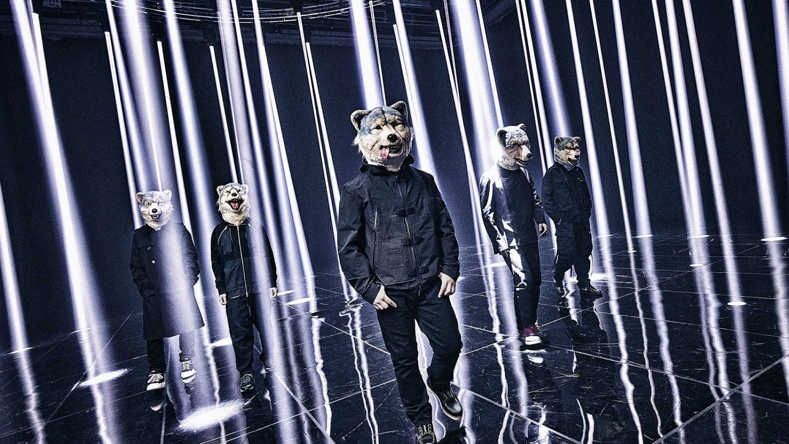 Nowy cyfrowy singiel MAN WITH A MISSION © MAN WITH A MISSION. All rights reserved.