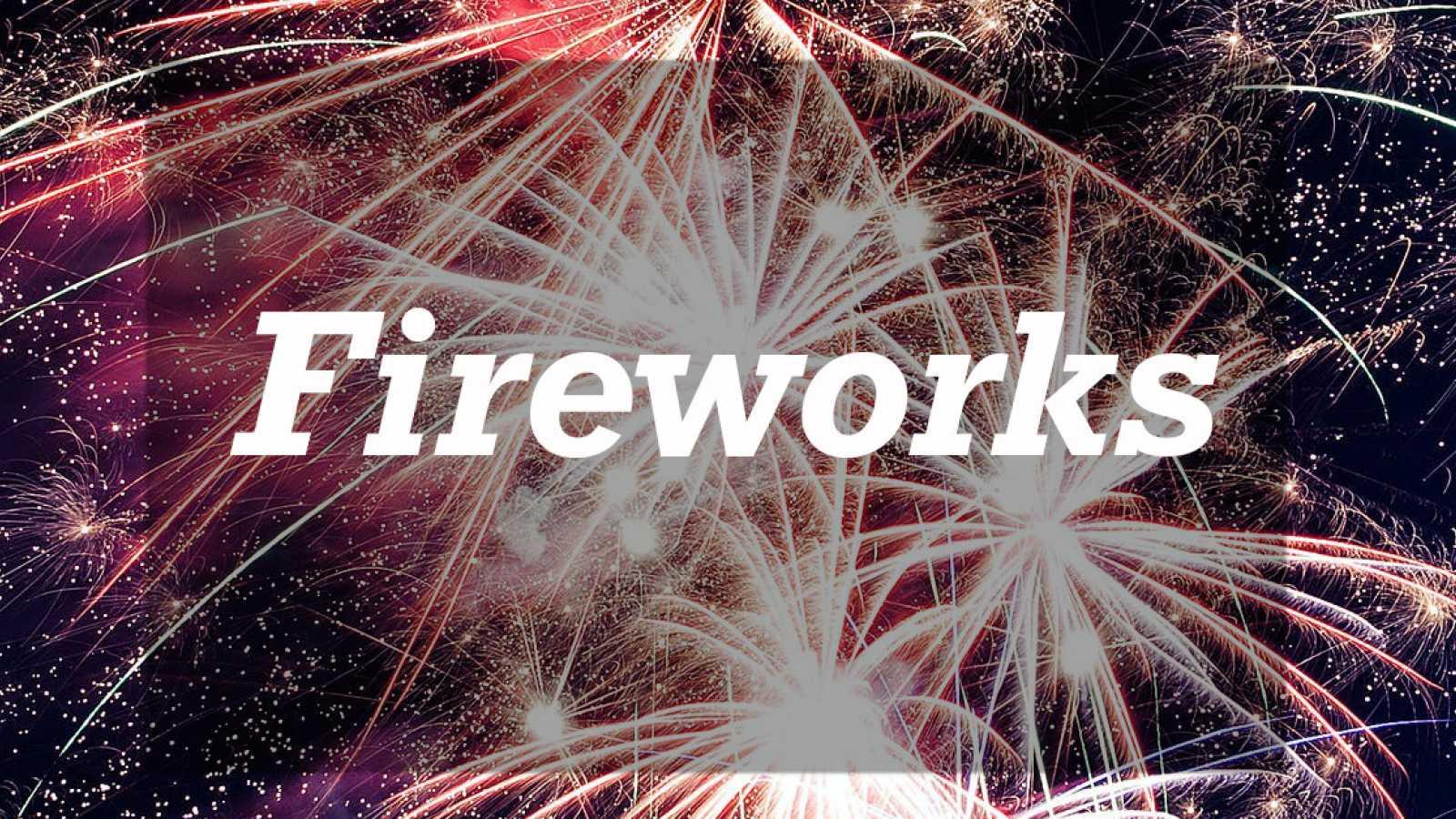 JaME's Fireworks Playlist