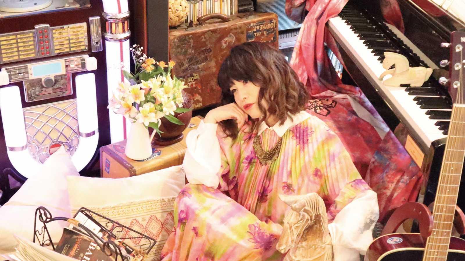 Novo mini-álbum de Chiaki Ishikawa © SORA All rights reserved.
