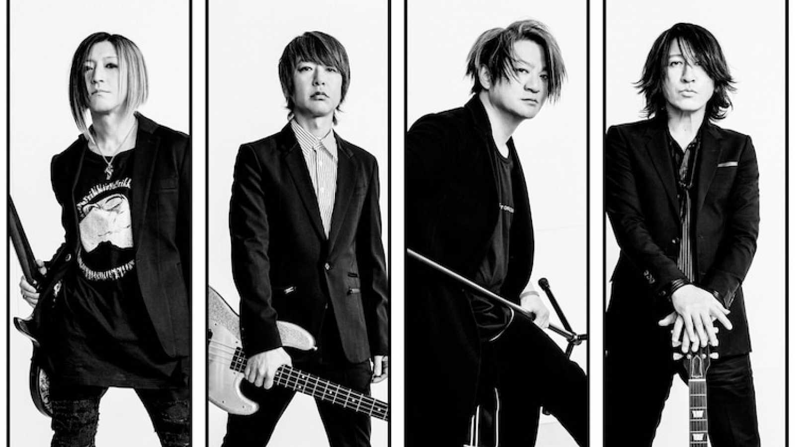 GLAY Add 453 Songs to Streaming Services © LSG. All rights reserved.