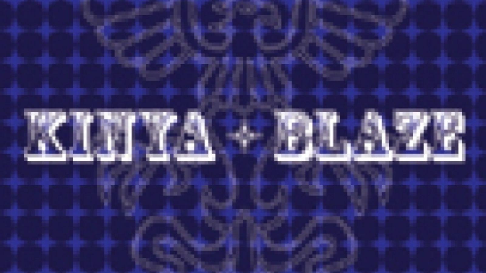 Kinya - BLAZE © Sony Music Entertainment (Japan) Inc.