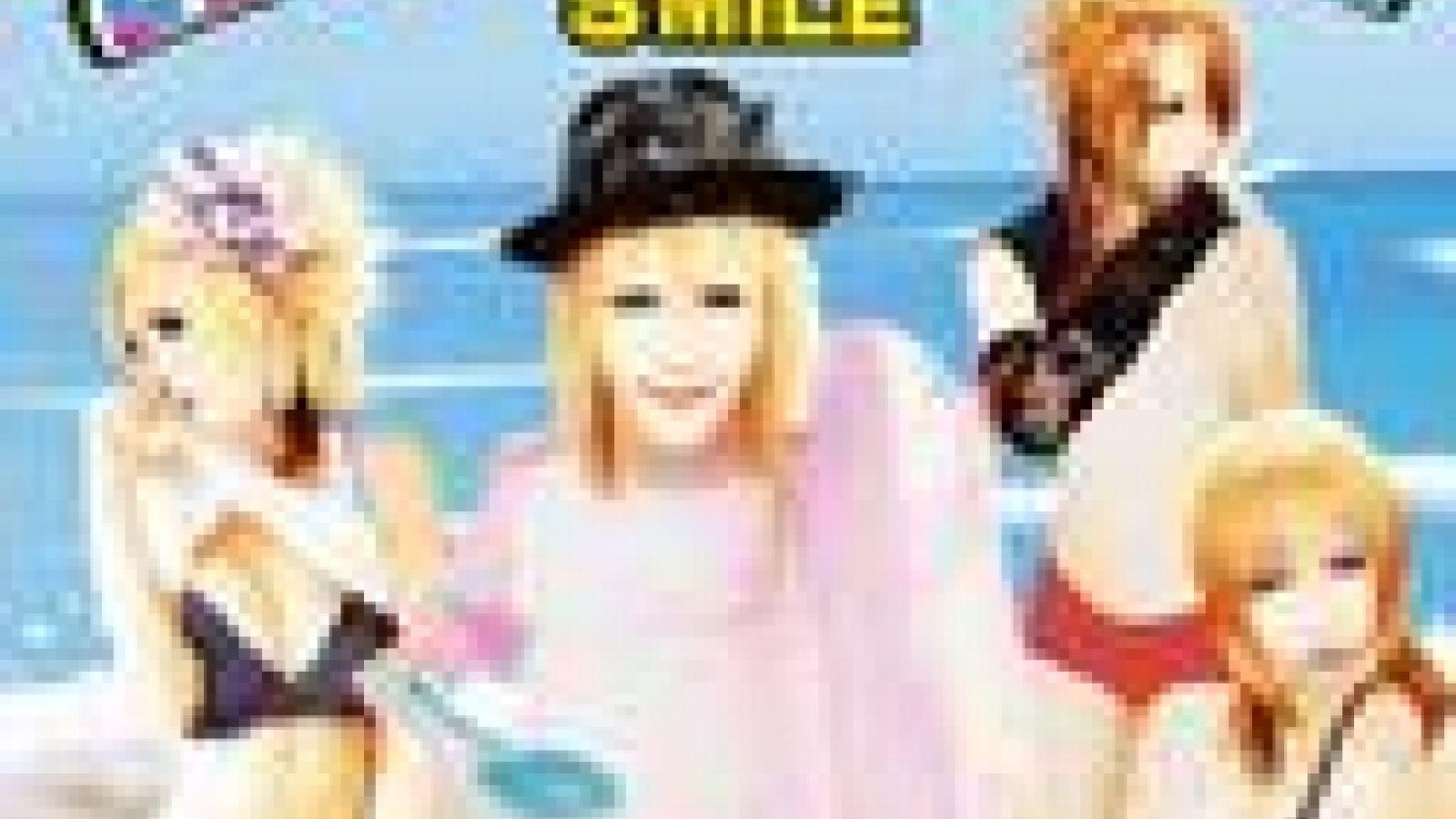 SMILE - ZETTAI☆SUMMER © JaME