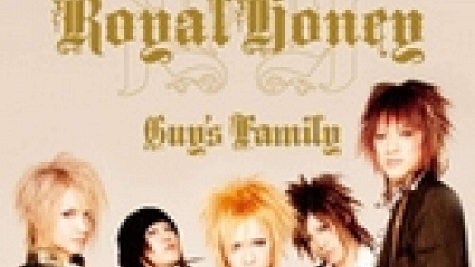Guy's Family - ROYAL HONEY © Cure