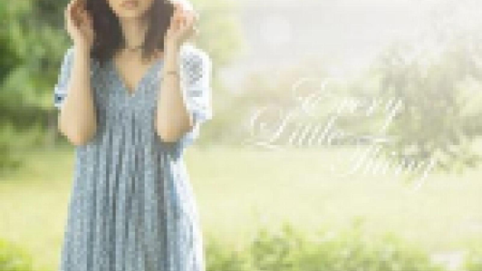 Every Little Thing - Atarashii hibi / Ougon no tsuki © JaME