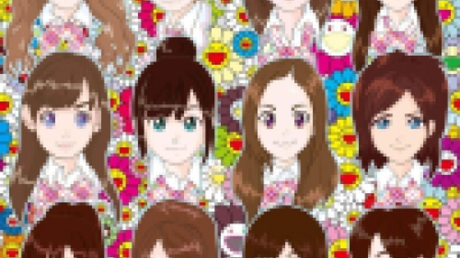 AKB48's New Single © JaME