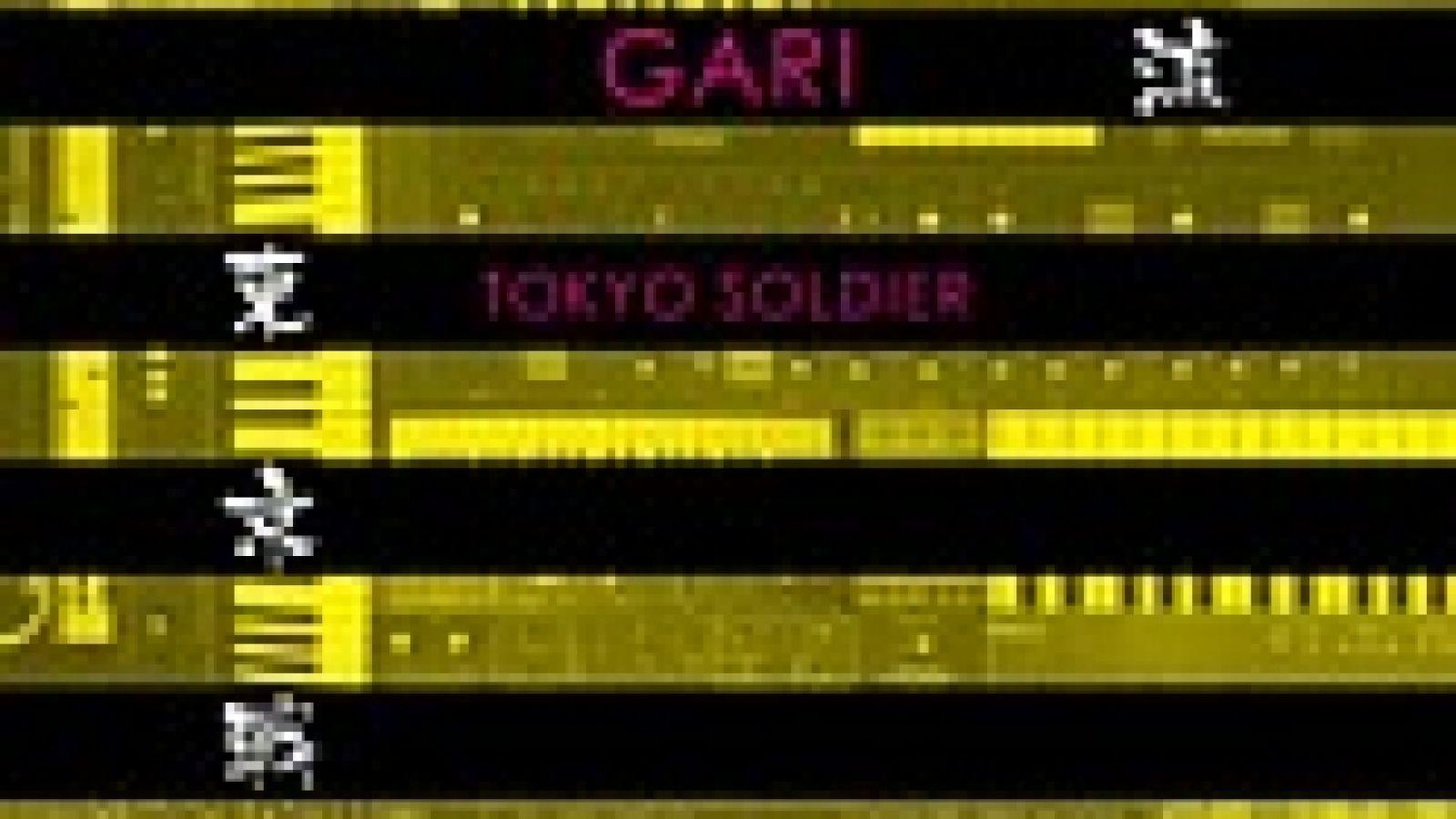 GARI: Eine neues Mini-Album und ihre Frankreich-Gigs © Rui Hashimoto - Eleven-Thirtyeight co.,ltd.