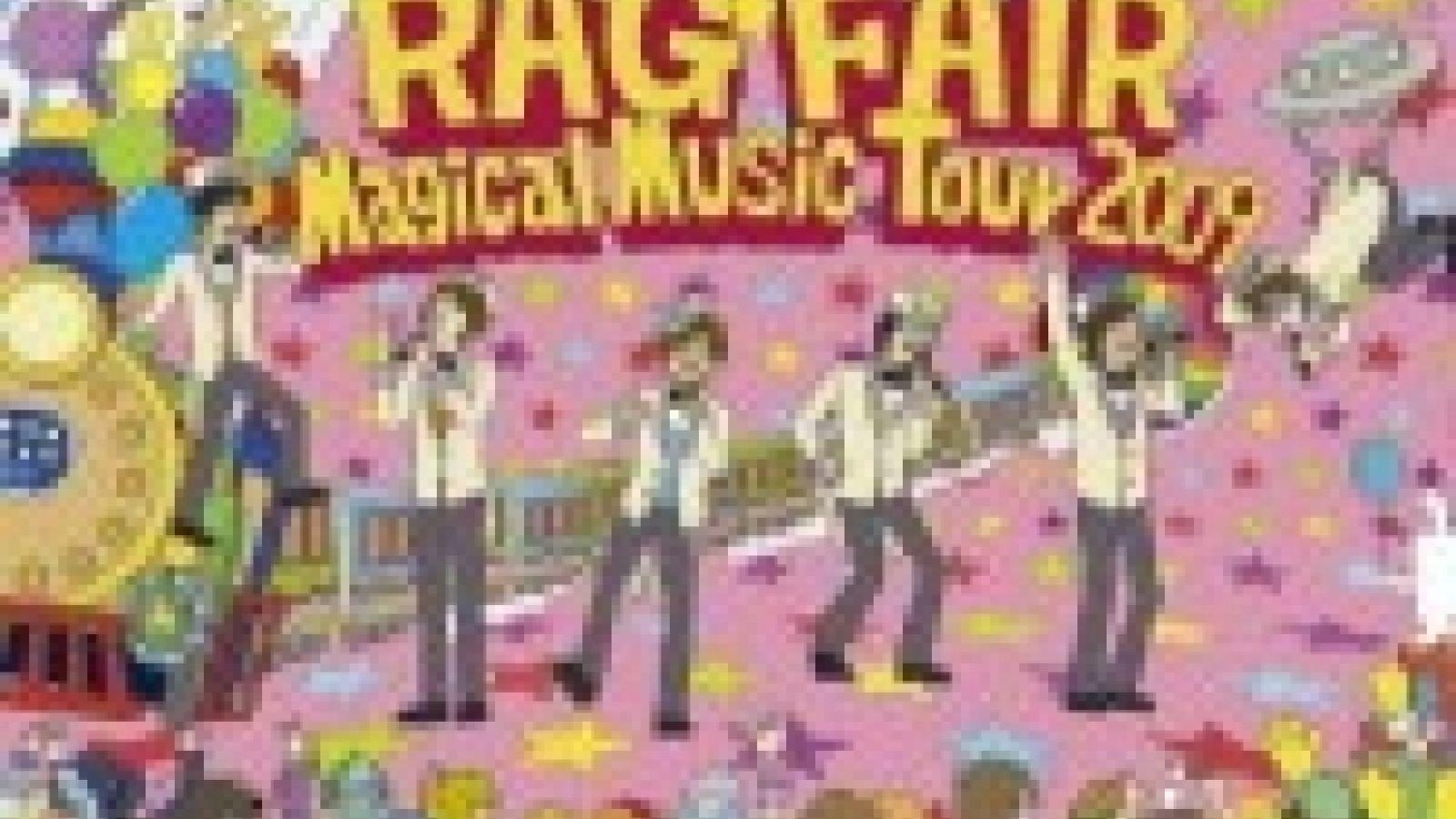 Nuevo DVD en vivo de RAG FAIR © Beyond-MAX