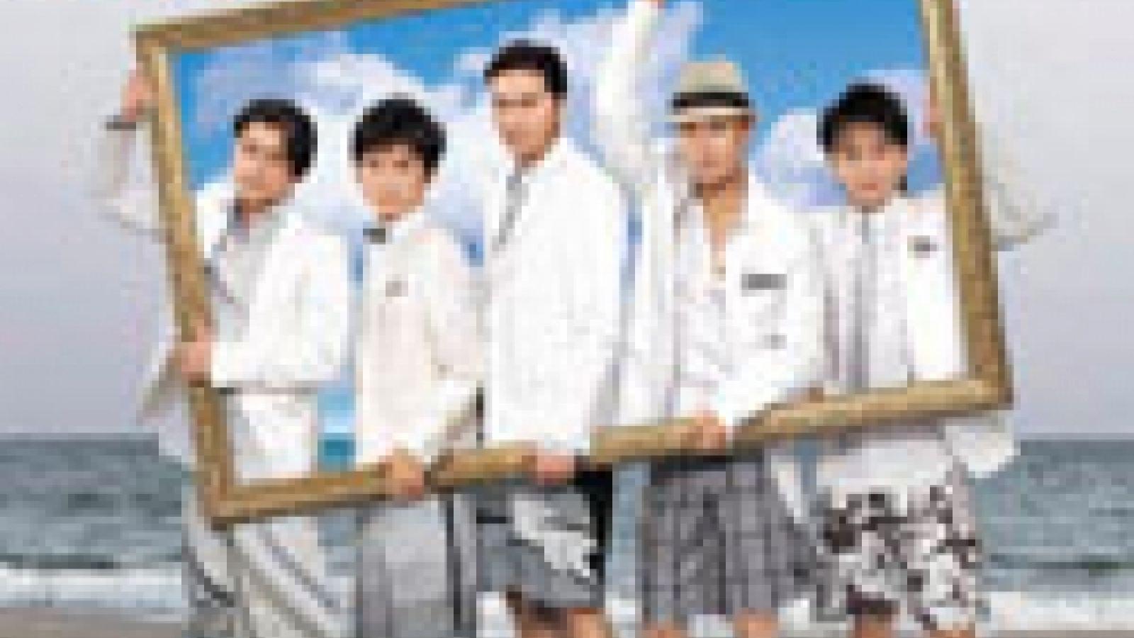 TOKIO Single © Mano Erina / JapanFiles.com