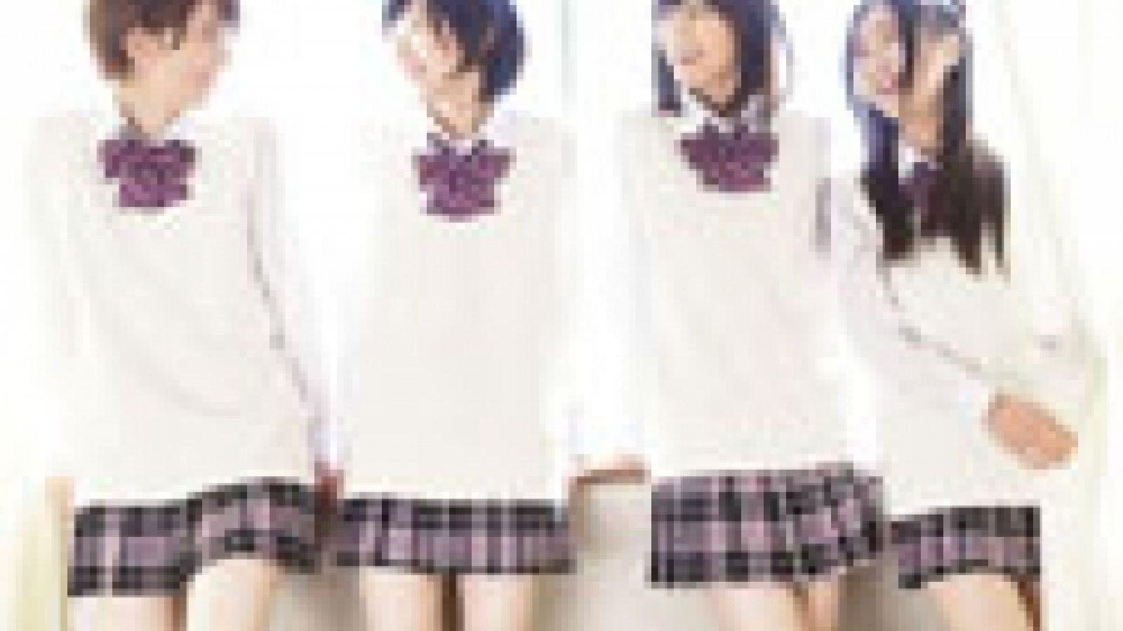 Single de estreia do Nogizaka46 ©